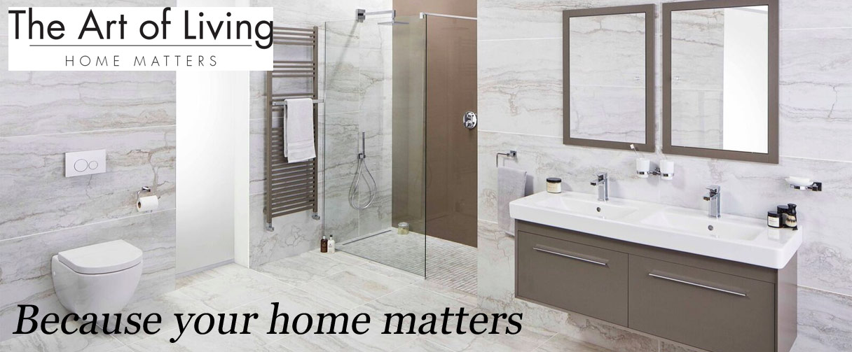The Art Of Living Bathroom Collection, because your home matters