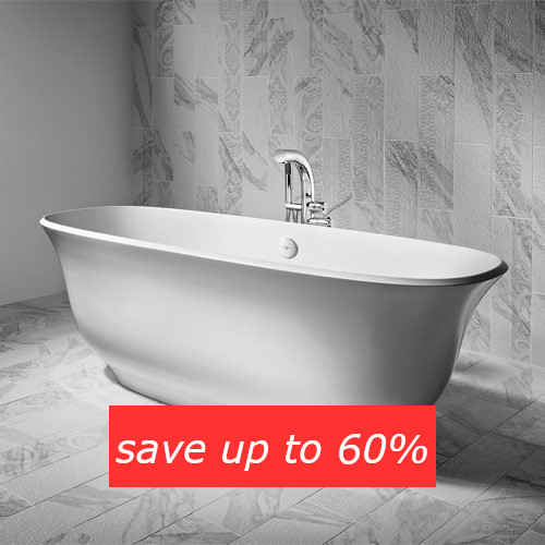 Save up to 60% on bath products in the Summer Sale
