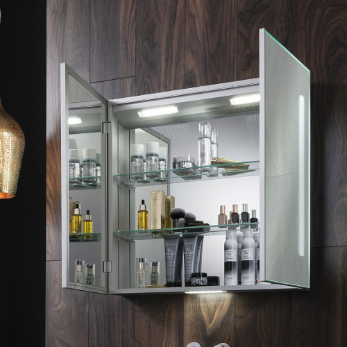 Crosswater Mirror Cabinets