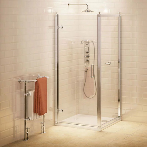Burlington Shower Fittings & Accessories