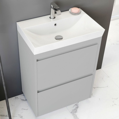 Crosswater floorstanding vanity units