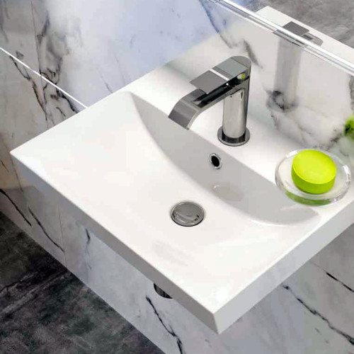 Crosswater Wall Mounted Basins
