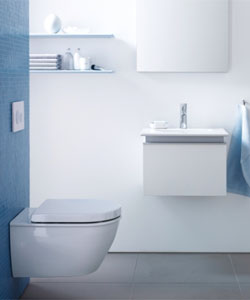 Duravit Darling New Toilets