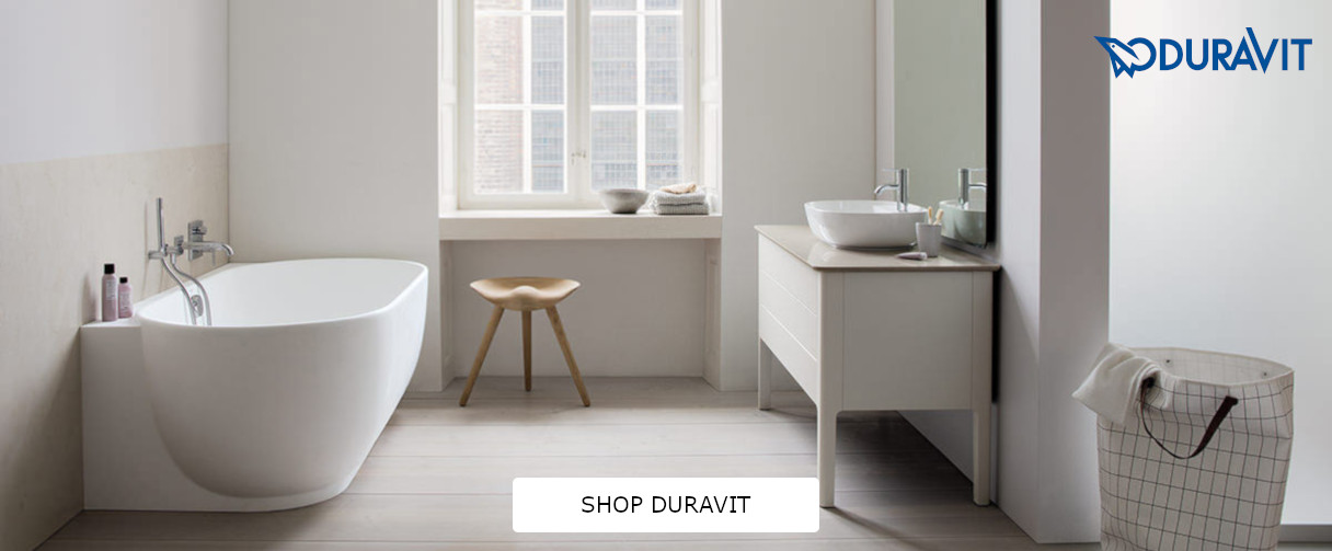 Fantastic savings on stuning Duravit bathrooms