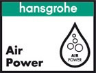 Hansgrohe Air Power