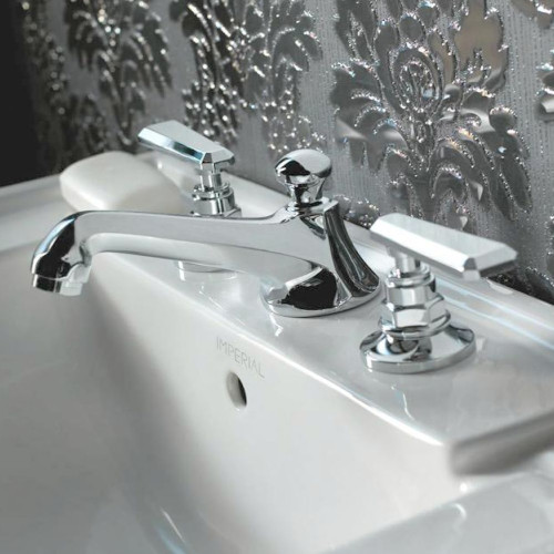 Imperial Bathrooms Basin Taps