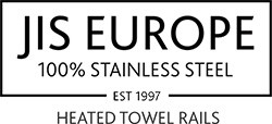 JIS Europe Stainless Steel Heated Towel Rails
