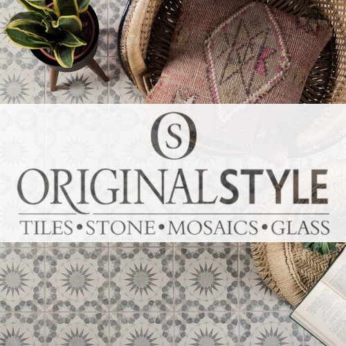 Original Style tiles, available at Park Street Bathrooms