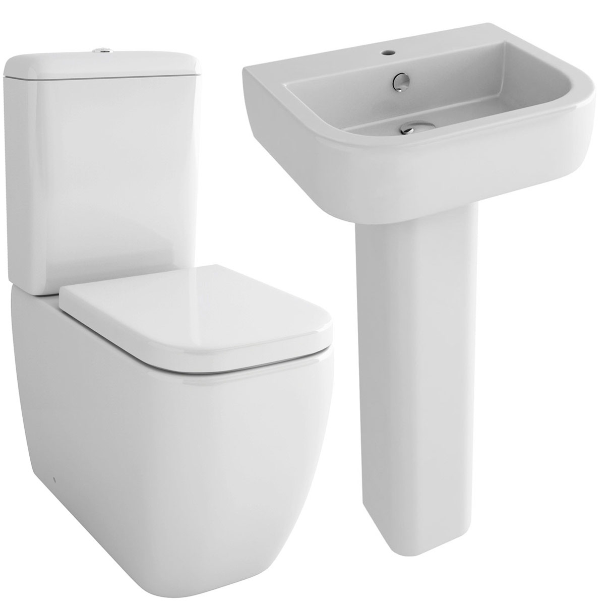 Basin & Toilet Packages