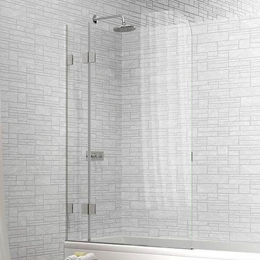 The ShowerLab Bath Shower Screens