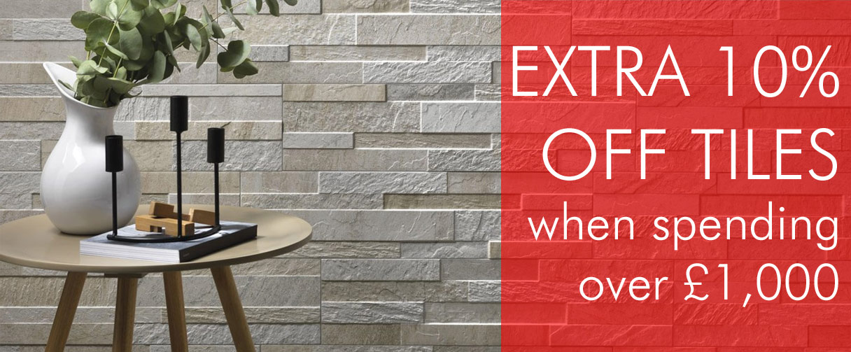 View our stunning collection of tiles and accessories