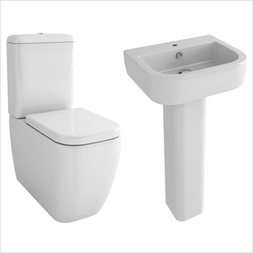 Basin _AND_ Toilet Suites