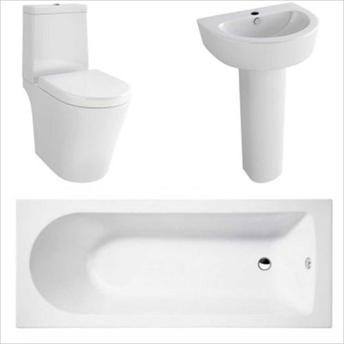 Basin, Toilet _AND_ Bath Suites