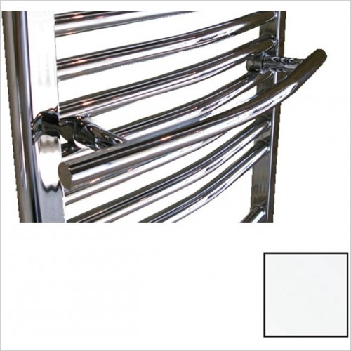 Art Of Living - Towel Hanger For Radius Towel Rail 480mm
