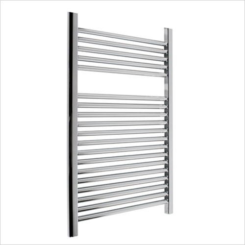 Art Of Living - Linea Straight Rail Towel Warmer 750 x 480mm