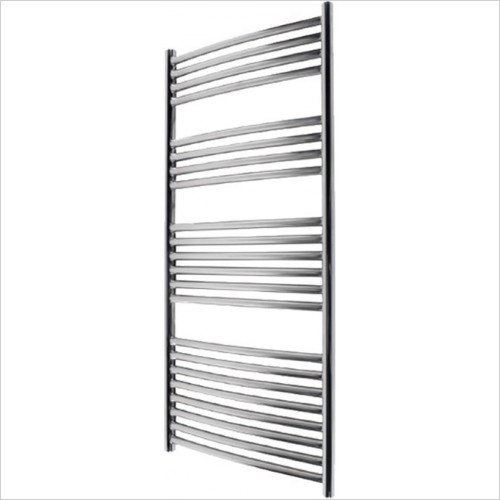 Art Of Living - Radius Curved Rail Towel Warmer 1120 x 480mm
