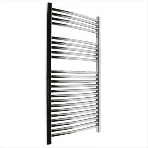 Art Of Living - Radius Curved Rail Towel Warmer 1120 x 600mm