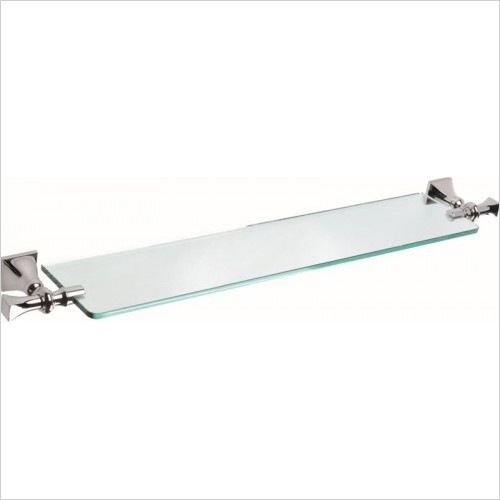 Imperial Bathrooms - Highgate 750mm Wall Mounted Shelf