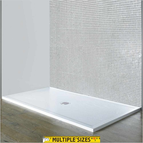 Matki - Continental 40 Rectanglular Shower Tray 900 x 800mm