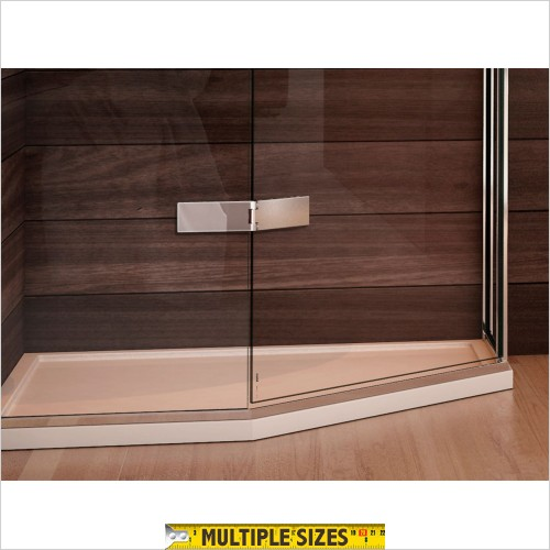 Matki - Continental 40 Quintesse Shower Tray 900 x 900mm