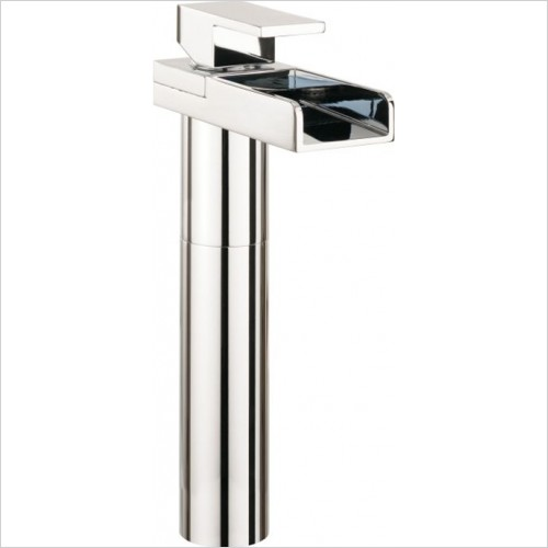 Crosswater - Water Square Tall Basin Monobloc
