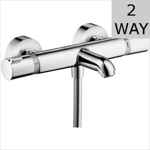 Hansgrohe - Ecostat Comfort Exposed Thermostatic Bath Shower Mixer