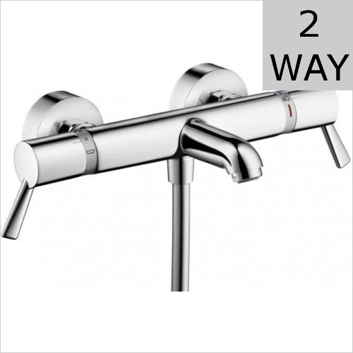 Hansgrohe - Ecostat Comfort Care Exposed Thermostatic Bath Mixer