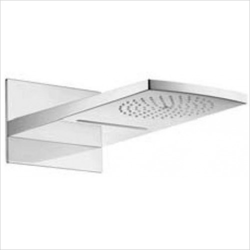 Hansgrohe - Raindance Rainfall 180 Air 2 Jet Overhead Shower