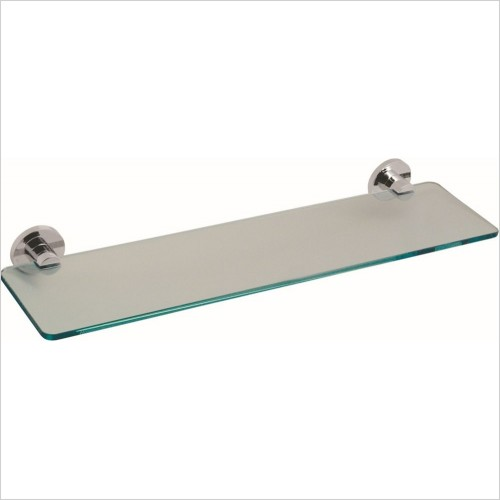 Vado - Elements Frosted Glass Shelf 558mm (22'')