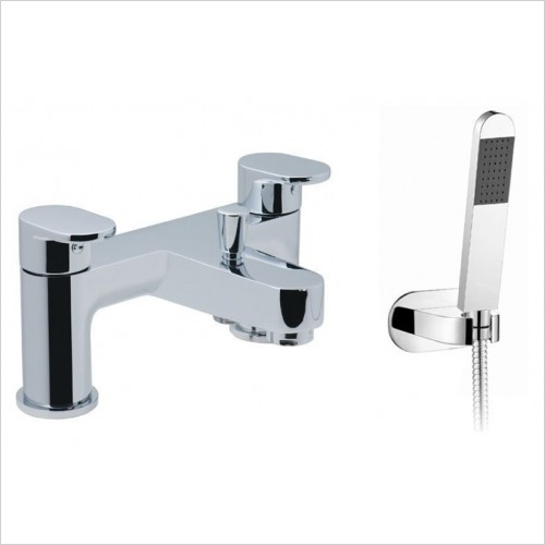 Vado - Life Bath Shower Mixer With Shower Kit
