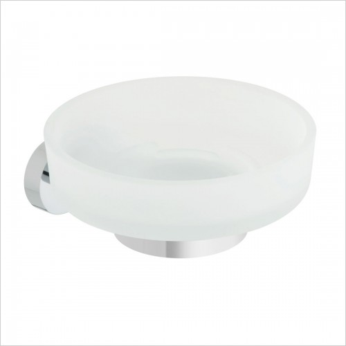 Vado - Life Frosted Soap Dish & Holder