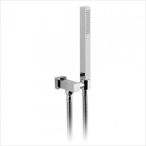 Vado - Mix2 Single Function Mini Shower Kit With Integrated Outlet