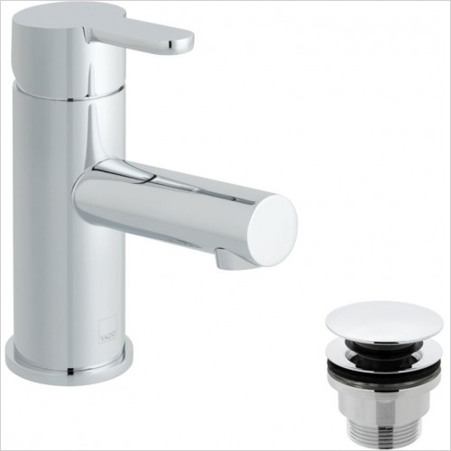 Vado - Sense Mono Basin Mixer With Universal Waste