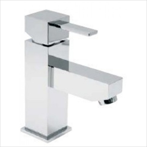 Vado - Té Mono Basin Mixer Without Waste