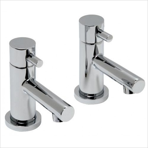 Vado - Zoo Basin Pillar Taps