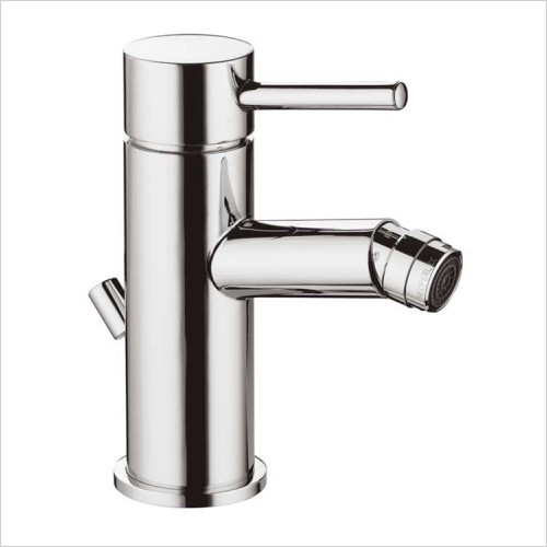 Vado - Zoo Mono Bidet Mixer With Pop Up Waste
