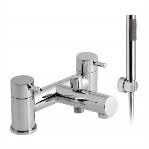 Vado - Zoo Bath Shower Mixer With Shower Kit