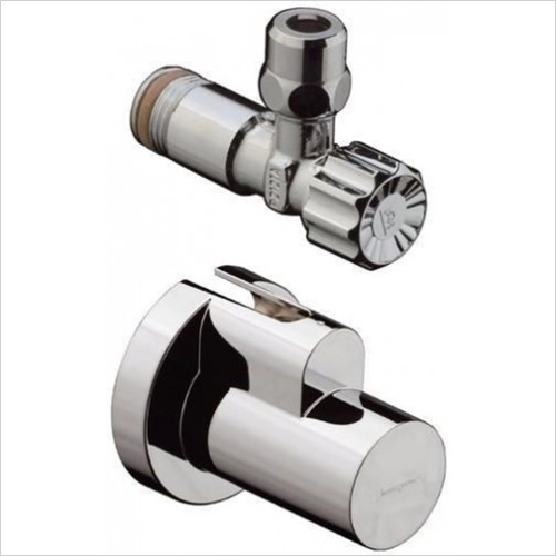 Hansgrohe - Angle Valve With Cover (Single)