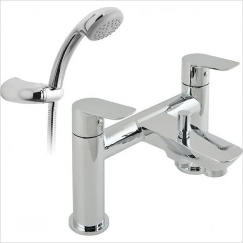 Vado - Photon Bath Shower Mixer With Shower Kit