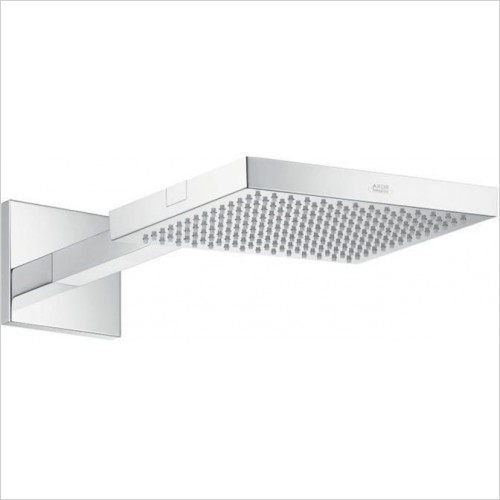 Hansgrohe - Axor Starck Overhead Shower 24 x 24 With Shower Arm