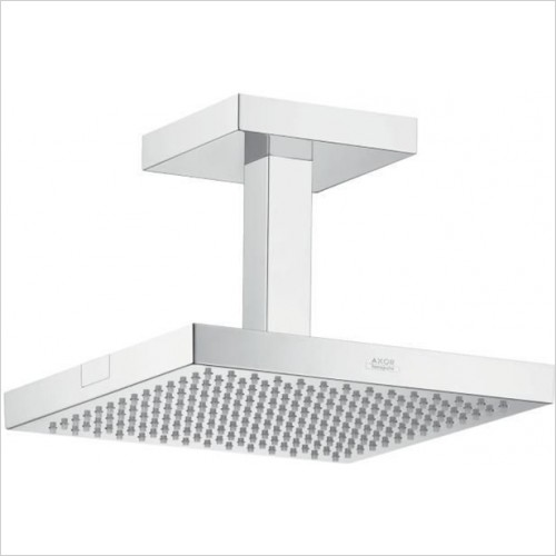 Hansgrohe - Axor Starck Overhead Shower 24 x 24 With Ceiling Connection