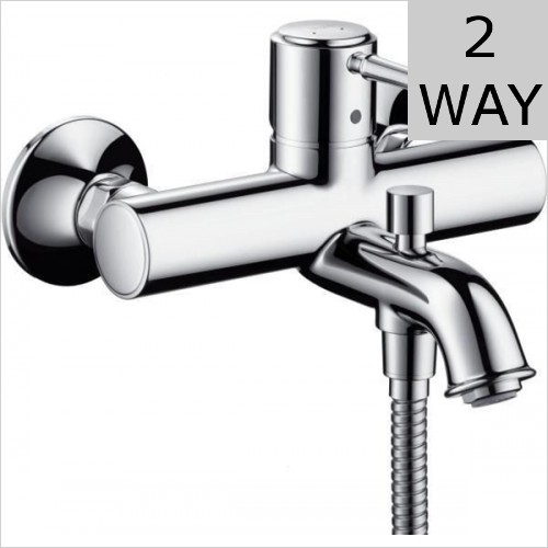 Hansgrohe - Talis Classic Exposed Bath Shower Mixer