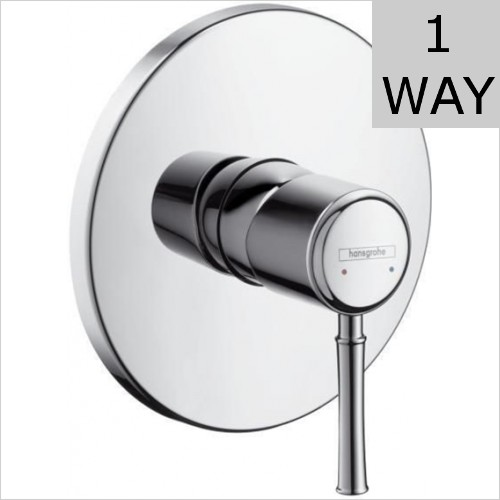 Hansgrohe - Talis Classic Concealed Shower Mixer
