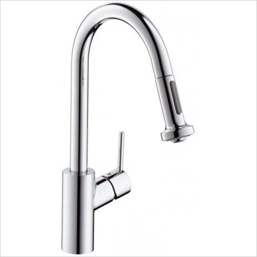 Hansgrohe - Talis S2 Variarc Kitchen Mixer With Pull Out Spray