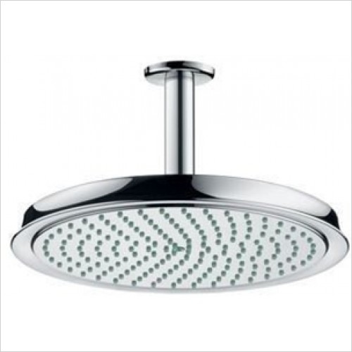 Hansgrohe - Raindance Classic 240mm AIR Overhead Shower For Ceiling
