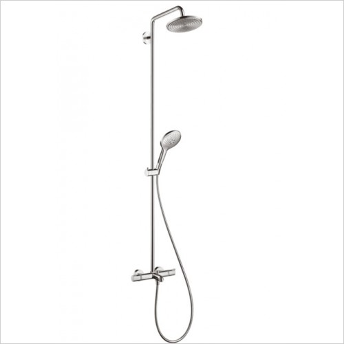 Hansgrohe - Raindance Select 240mm Showerpipe For Bath Tub