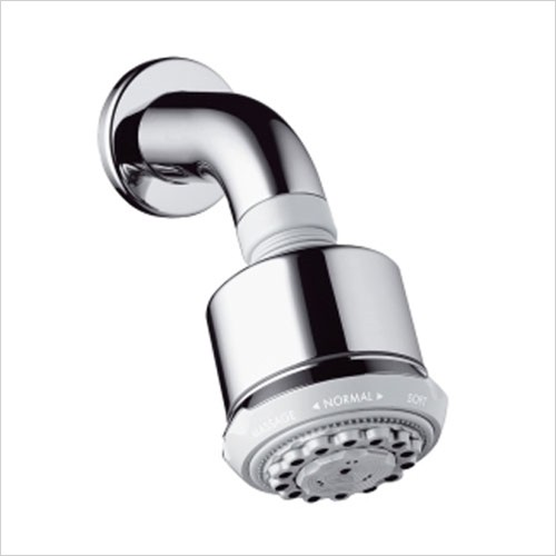 Hansgrohe - Clubmaster Overhead Shower With Shower Arm
