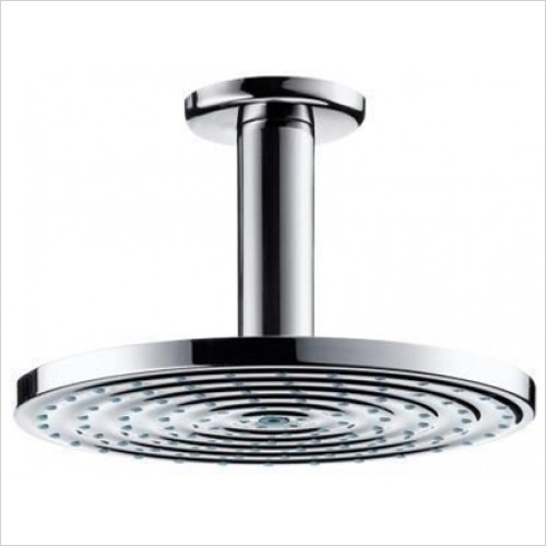 Hansgrohe - Raindance S 180 AIR Overhead Shower With Ceiling Arm