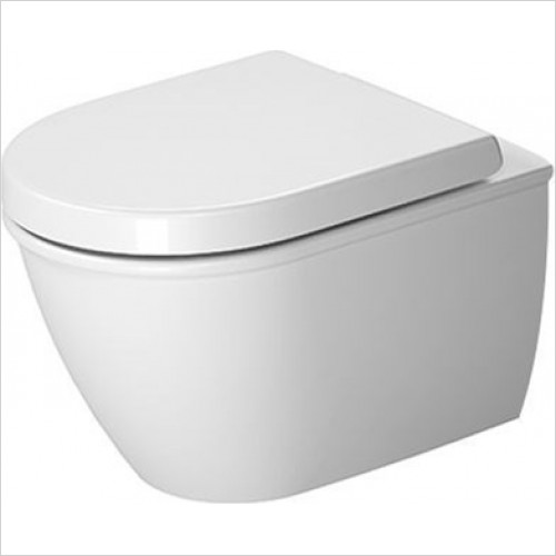 Duravit - Darling New Compact Wall Mounted Toilet