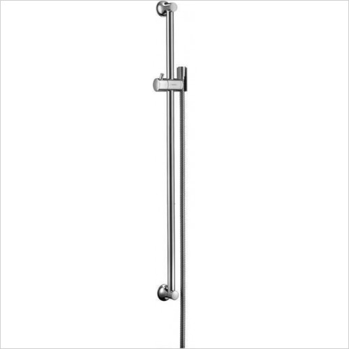 Hansgrohe - Unica Classic Wall Bar 0.65mm